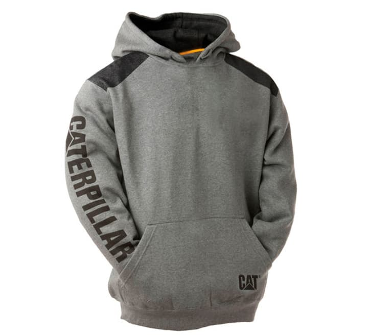 Sweatshirt Logo Panel CAT 601287000000 Grösse S Bild Nr. 1