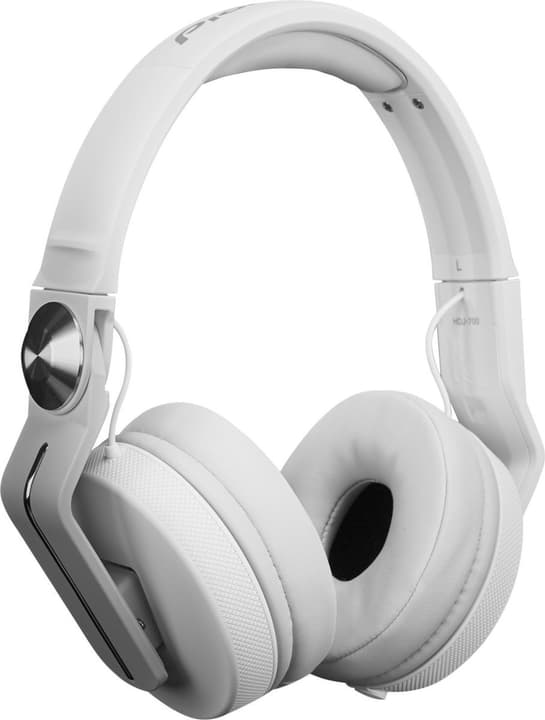 HDJ-700-W - Bianco Cuffie On-Ear Pioneer DJ 785300133156 N. figura 1