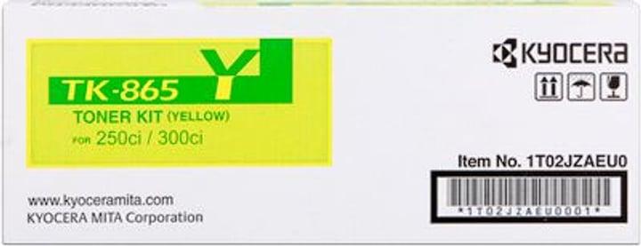 Kit, gelb Toner Kyocera 785300124268 Bild Nr. 1