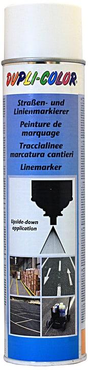 Strassen- und Linienmarkierer Dupli-Color 660813100000 Farbe Weiss Inhalt 500.0 ml Bild Nr. 1