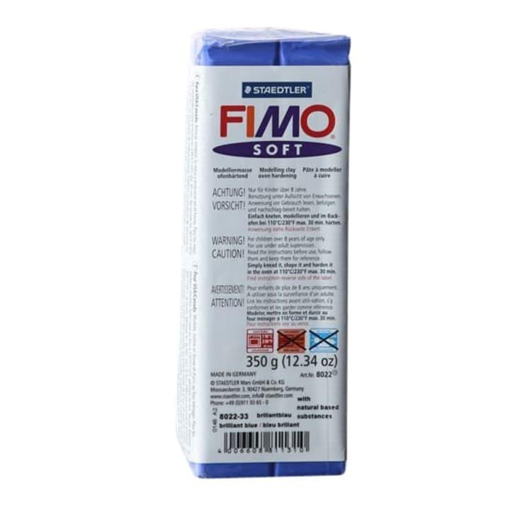 Soft grand bleu Fimo 665306200000 Couleur Bleu Photo no. 1