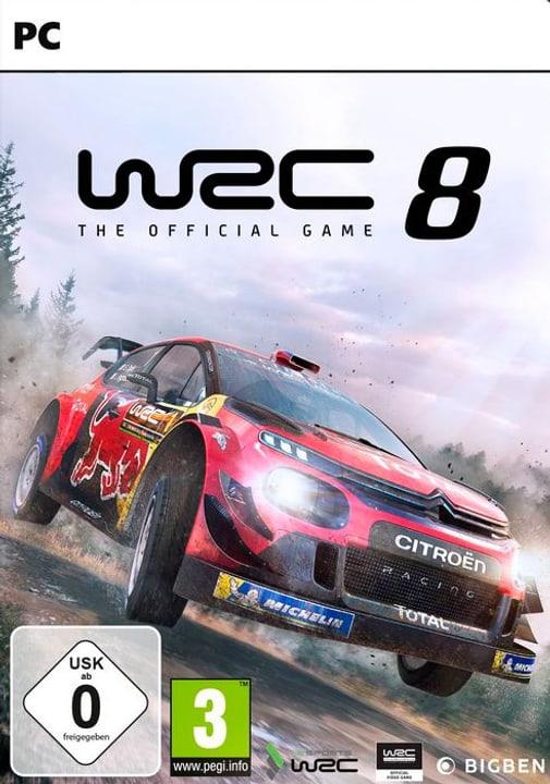 PC - WRC 8 D/F Box 785300145747 Photo no. 1