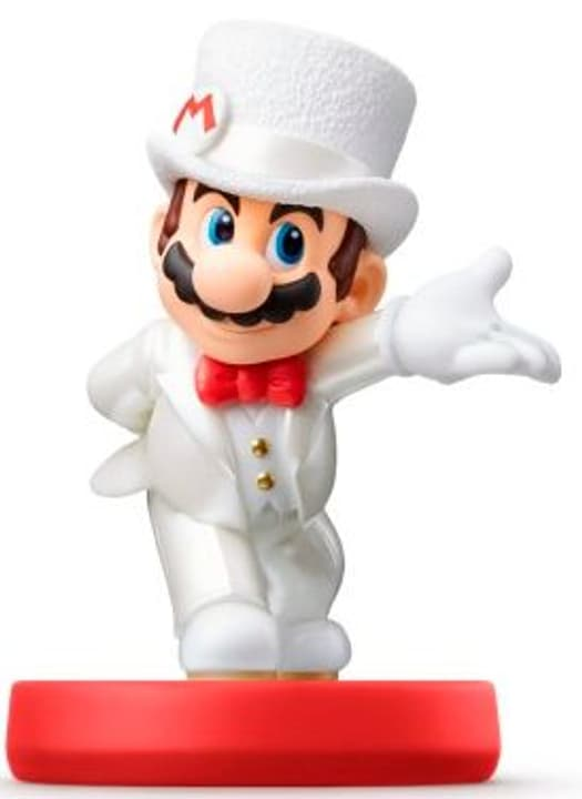 amiibo Super Mario Odyssey Character - Mario Box 785300128753 Photo no. 1