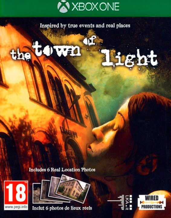 Xbox One - The Town of Light Box 785300122346 Photo no. 1
