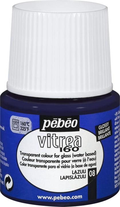 Pébéo Vitrea 160 Brillante Pebeo 663507310800 Colore Lapislazzuli N. figura 1