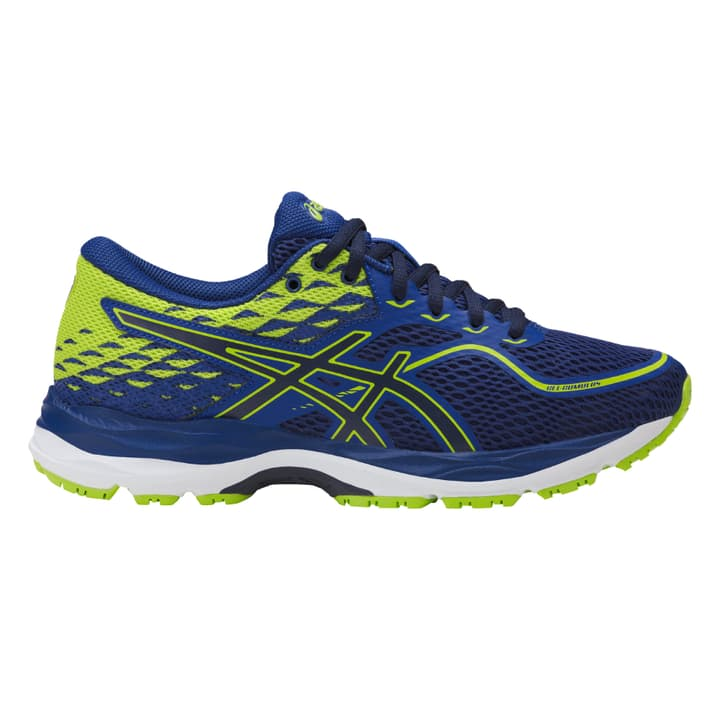Gel-Cumulus 19 Chaussures de course pour enfant Asics 460659134540 Couleur bleu Taille 34.5 Photo no. 1