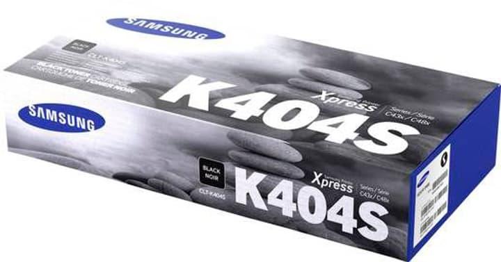 CLT-K404S schwarz Toner Samsung 798528700000 Bild Nr. 1