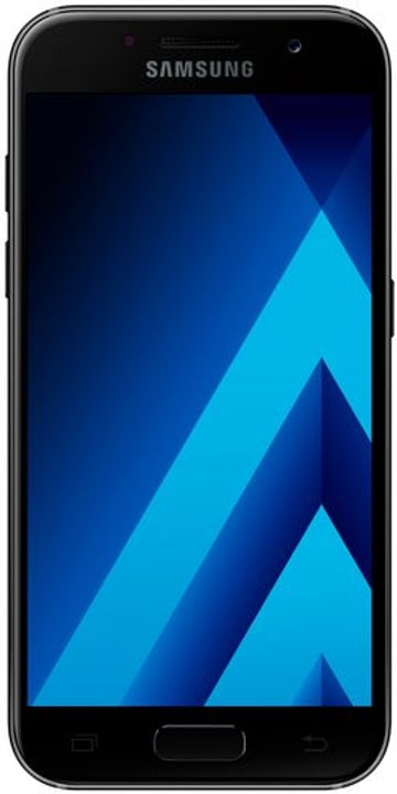 Galaxy A3      (2017) noir Smartphone Samsung 794615500000 Photo no. 1