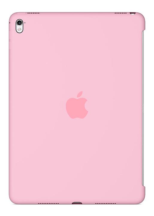 iPad Pro 9,7 pouces coque en silicone rose pâle Apple 798132600000 Photo no. 1