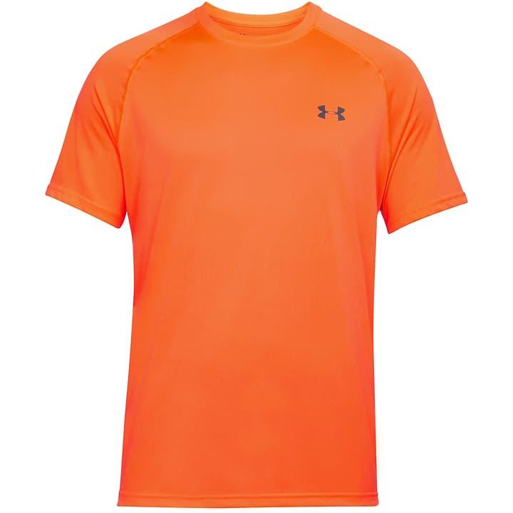 Tech SS Herren-T-Shirt Under Armour 460983900334 Farbe orange Grösse S Bild-Nr. 1