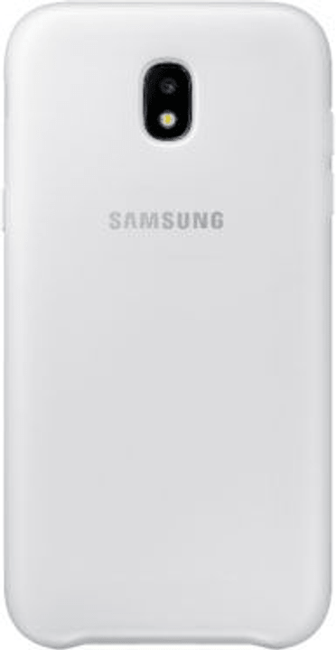 Dual Layer Cover blanc Coque Samsung 785300130362 Photo no. 1