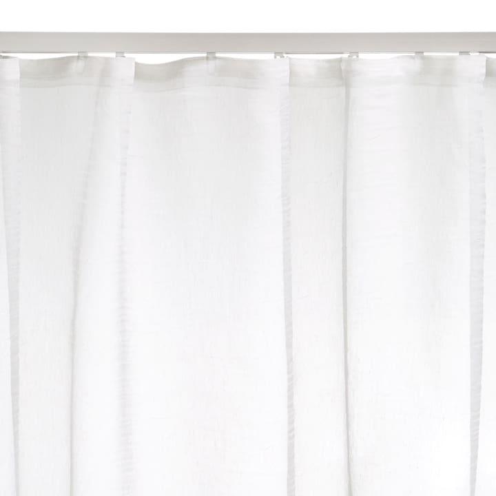 LEOLA Rideau prêt à poser 372037900000 Couleur Blanc Dimensions L: 140.0 cm x H: 245.0 cm Photo no. 1