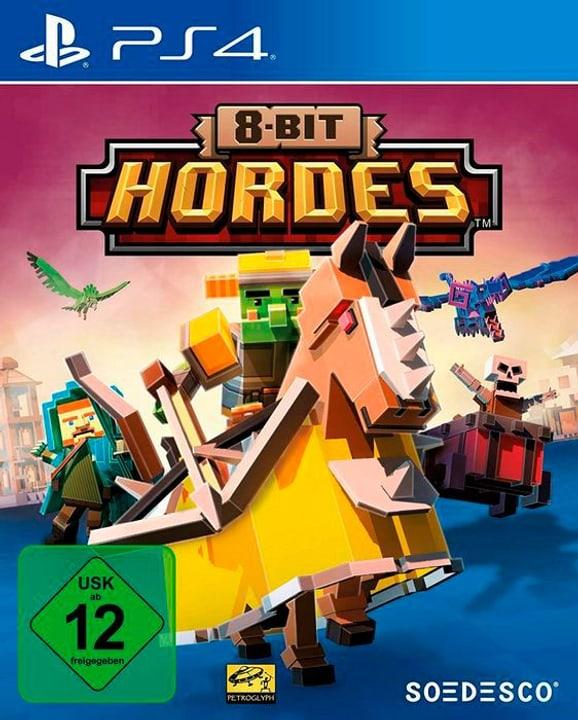 PS4 - 8 Bit Horders D Box 785300134698 Photo no. 1
