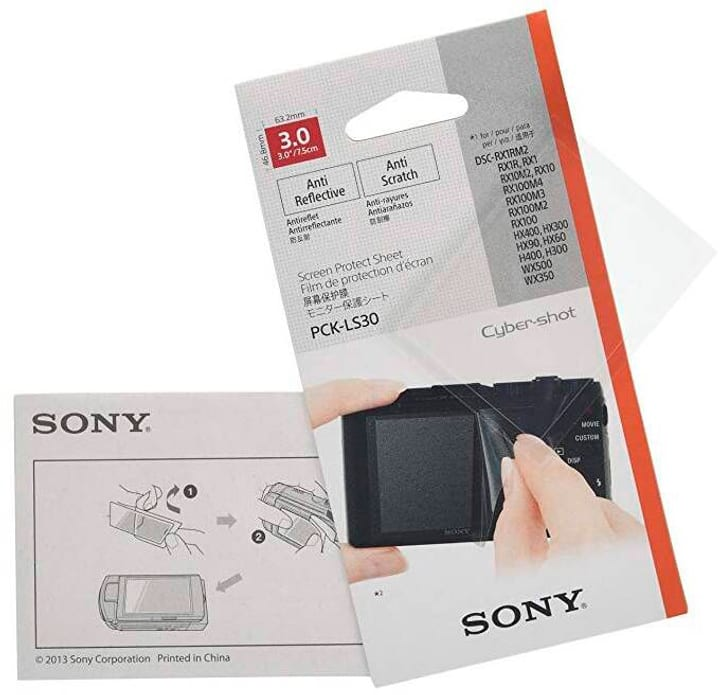 PCK-LS30 LCD protettore Sony 785300146475 N. figura 1