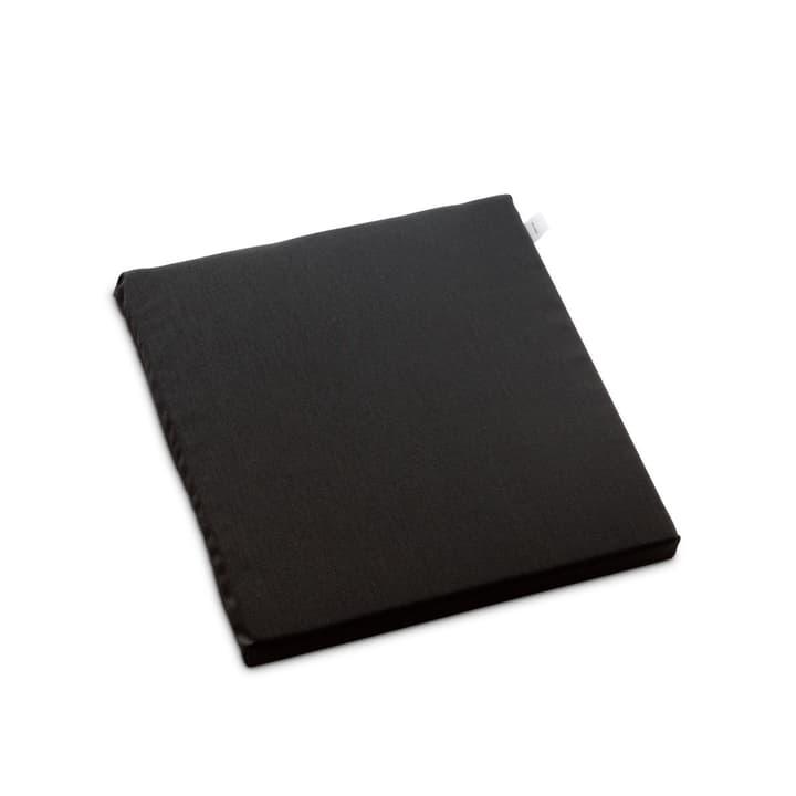 MILOU Sitzkissen 378038800000 Grösse B: 40.0 cm x T: 40.0 cm x H: 3.5 cm Farbe Schwarz Bild Nr. 1