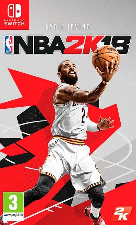 Switch - NBA 2K18 785300128681 Photo no. 1
