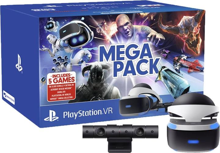 VR Headset Megapack  inkl. Camera & 5 Spiele 78553160000019 Bild Nr. 1