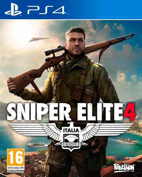 PS4 - Sniper Elite 4 Italia 785300121535 Photo no. 1