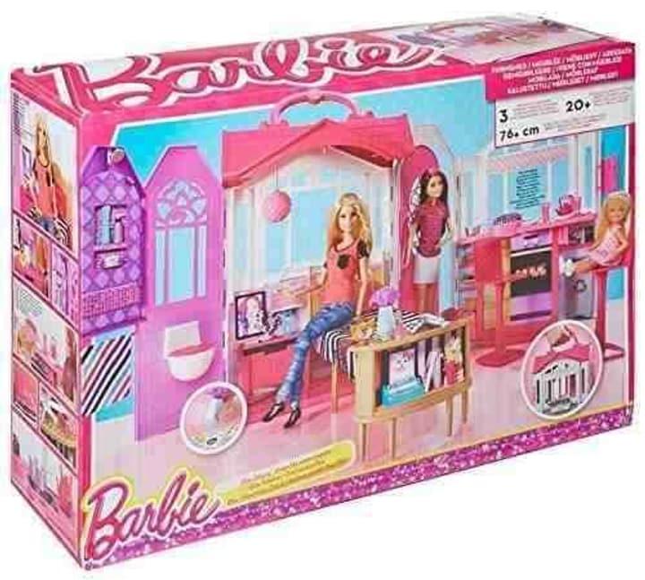 Barbie Licht und Ton Haus Barbie 74793110000015 Bild Nr. 1
