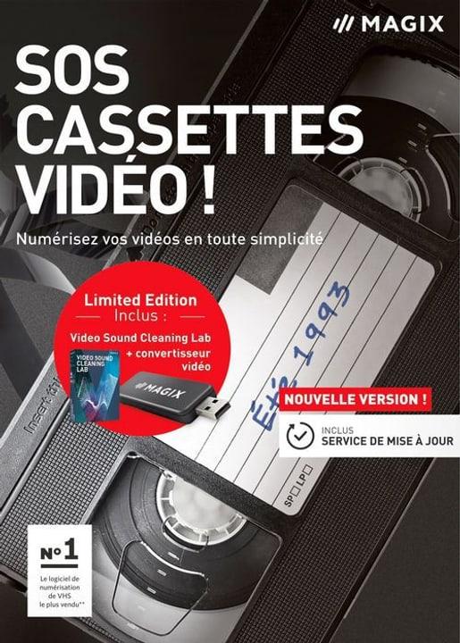 PC - SOS Cassettes vidéo ! (F) Physique (Box) Magix 785300129434 Photo no. 1
