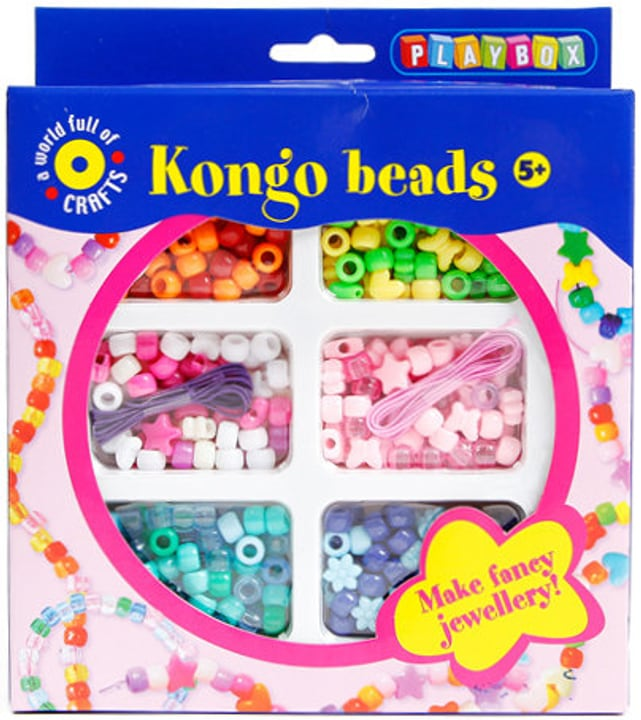 Set a perline kongo Playbox 665261400000 N. figura 1