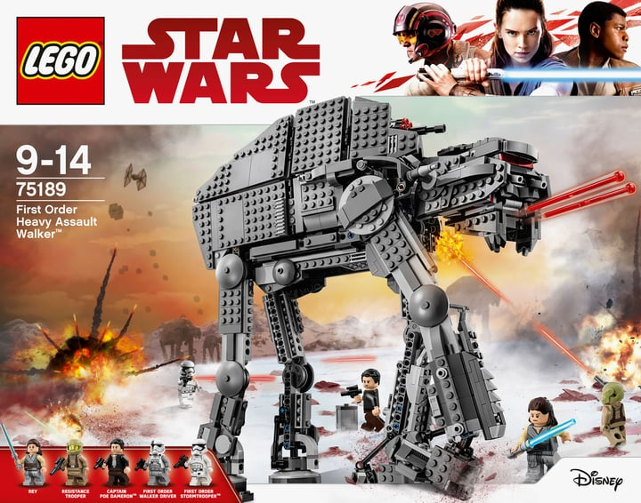 Lego Star Wars Confidental 75189 748859700000 Bild Nr. 1