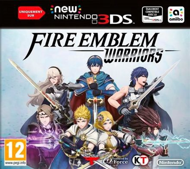 PC - Fire Emblem Warriors 785300129618 N. figura 1