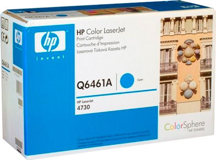 cyan Toner HP 785300124779 Photo no. 1