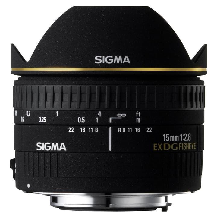 15mm/2.8 EX DG Diagonal Fisheye Canon Obiettivo Sigma 785300134969 N. figura 1