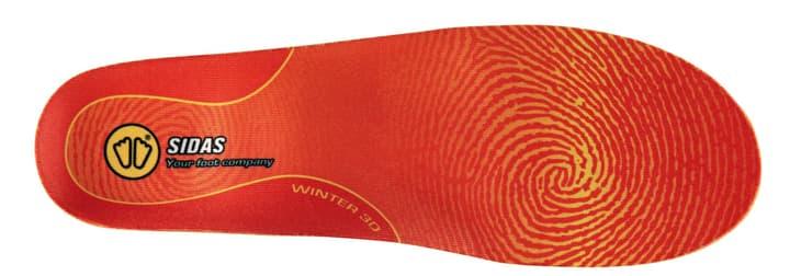 Winter 3D Sport Einlegesohle Sidas 499677600410 Farbe weiss Grösse M Bild-Nr. 1