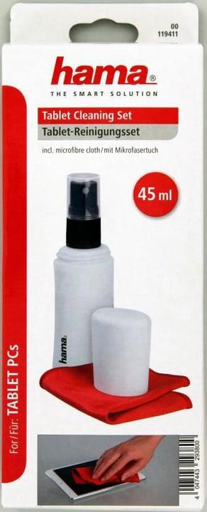 pastiglia detergente 45 ml con panno in microfibra Hama 798226800000 N. figura 1