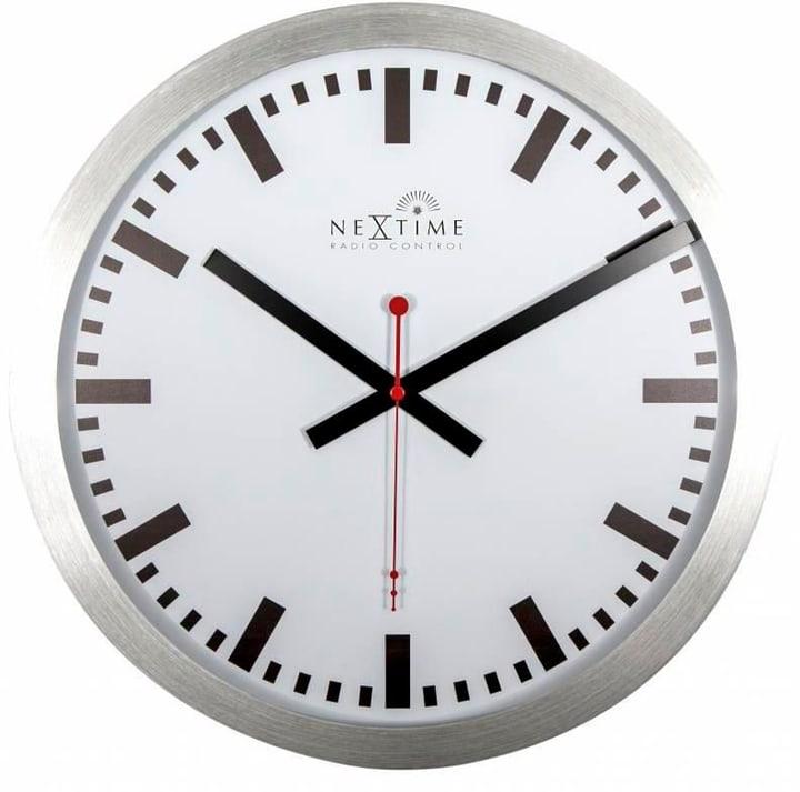 Orologio da parete RCC bianco diam Horologe murale NexTime 785300140003 N. figura 1