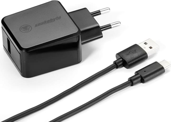 Switch Power Kit Ladegerät Snakebyte 785300148723 Bild Nr. 1