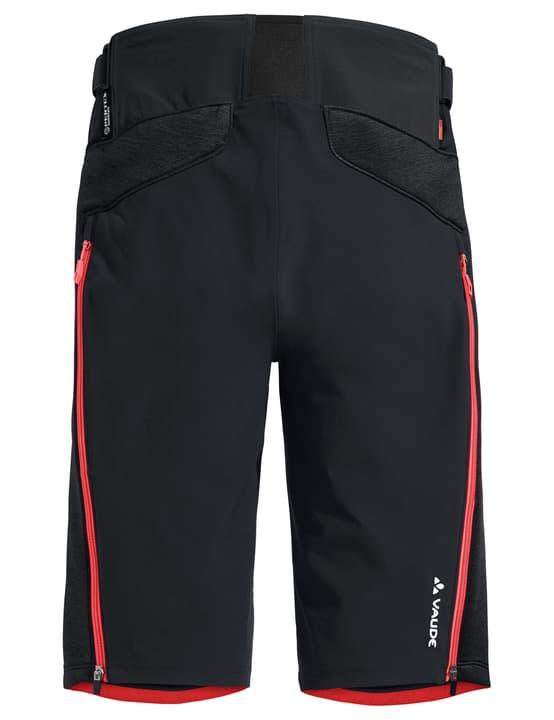 Minaki III Herren-Bike-Shorts Vaude 461379600530 Farbe rot Grösse L Bild Nr. 1
