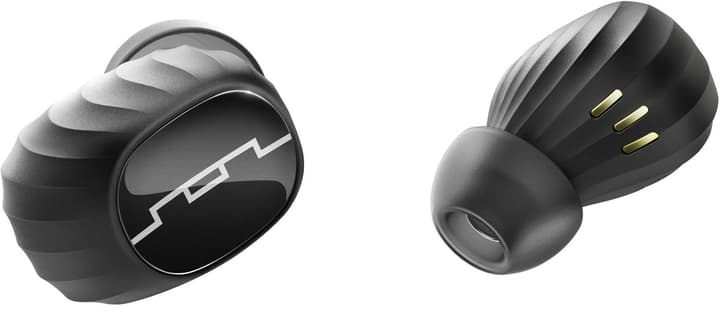 Amps Air True Wireless Bluetooth - Nero Cuffie In-Ear SOL REPUBLIC 785300132148 N. figura 1