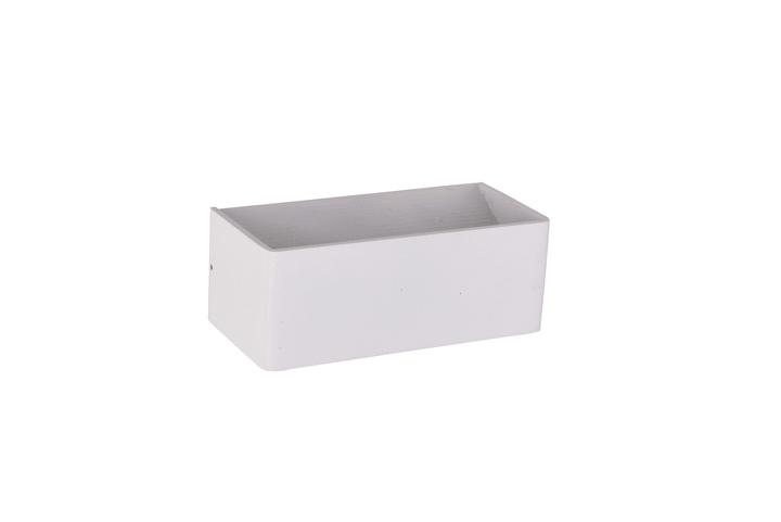 NEVIO Applique 420374700021 Couleur Blanc Dimensions L: 21.0 cm x P: 10.0 cm x H: 8.0 cm Photo no. 1