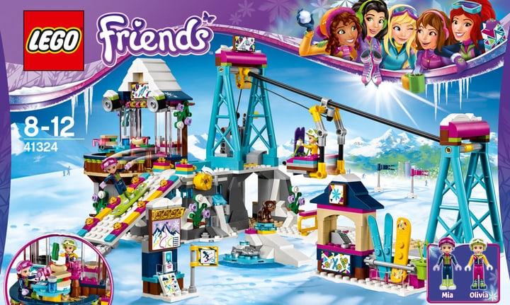 Lego Friends La station de ski 41324 748851700000 Photo no. 1