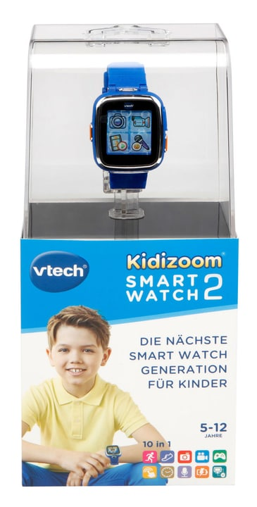 Vtech Kidizoom Smart Watch 2 Blau (D) 745234990001 Photo no. 1