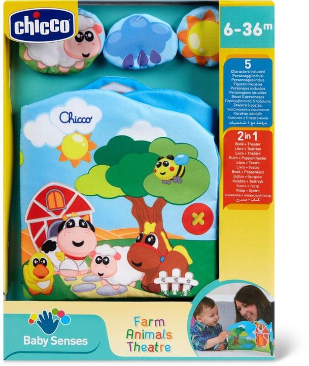Teatro animali della fattoria Chicco 746395100000 N. figura 1