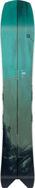 Squash Snowboard Nitro 494548314860 Colore verde Lunghezza 148 N. figura 1