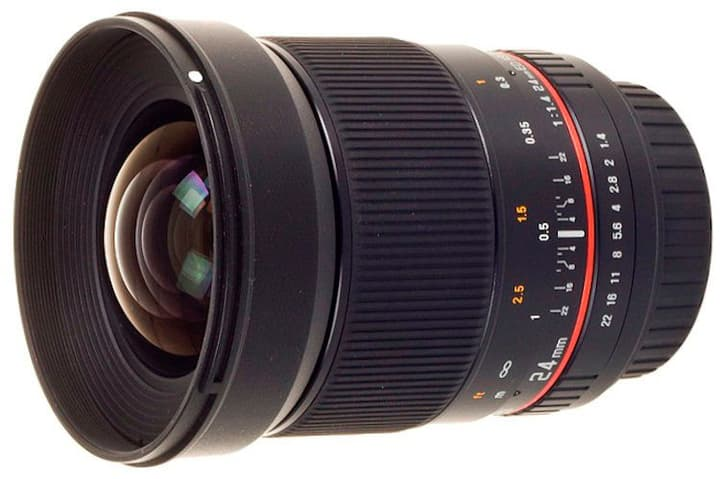 24mm / 1.4 ED AS UMC (AE) Objectif Samyang 785300125122 Photo no. 1