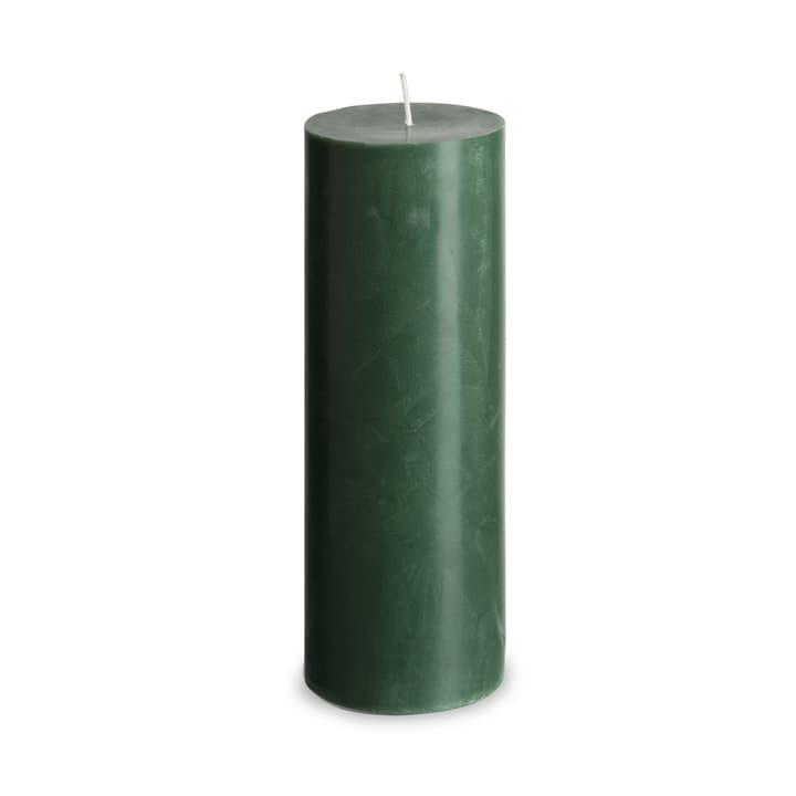 GREEN bougie 396099200000 Couleur Vert foncé Dimensions L: 7.0 cm x P: 7.0 cm x H: 20.0 cm Photo no. 1