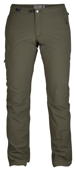 High Coast Trail Pantaloni da donna Fjällräven 462723903680 Colore grigio Taglie 36 N. figura 1