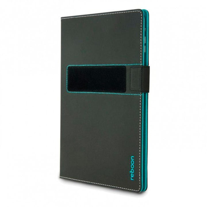 Tablet Booncover M2 Hülle grau reboon 785300125737 Bild Nr. 1