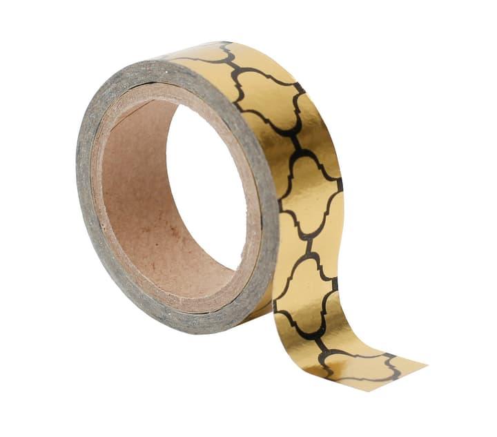 Washi Tape, catena oro I AM CREATIVE 666170800000 N. figura 1