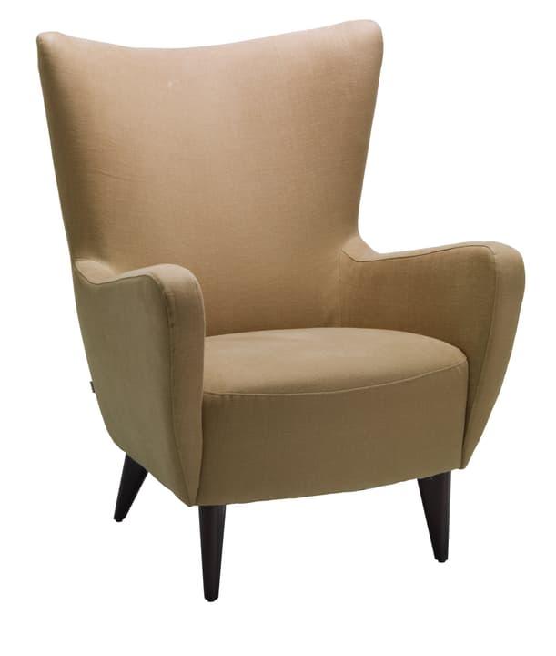 JANSEN Sessel 402440607069 Grösse B: 83.0 cm x T: 91.0 cm x H: 103.0 cm Farbe Camel Bild Nr. 1