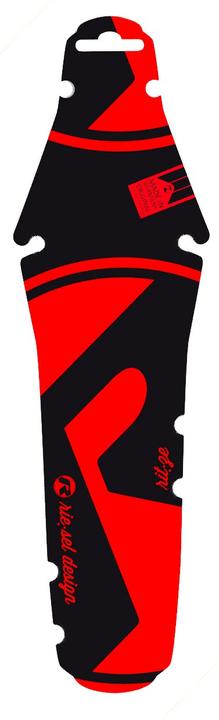 Ritze back Schutzblech Riesel Design 462939200030 Farbe rot Grösse Einheitsgrösse Bild Nr. 1