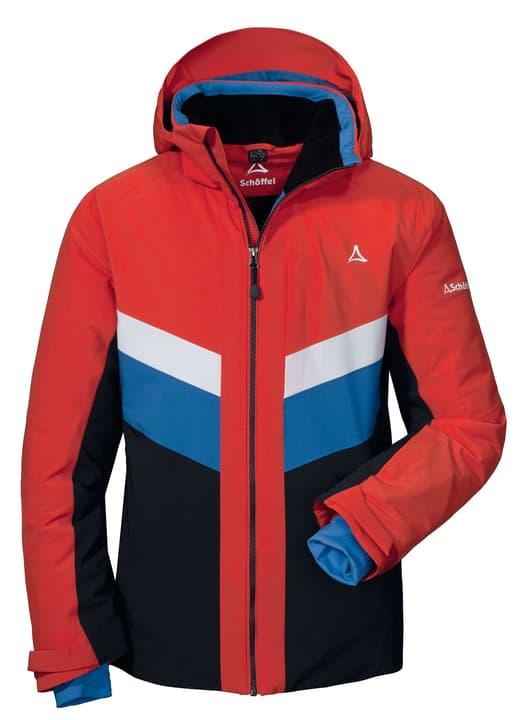 Ski Jacket Bad Gastein1 Giacca da sci da uomo Schöffel 460354204830 Colore rosso Taglie 48 N. figura 1
