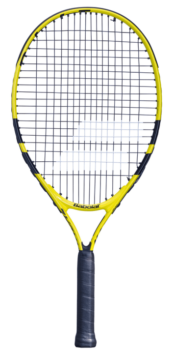 Nadal Junior Racket Babolat 491558101950 Griffgrösse 19 Farbe gelb Bild-Nr. 1