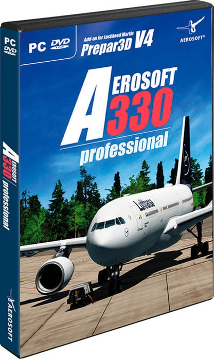 PC - AddOn FSX Airbus A330 Professional D Box 785300141724 Photo no. 1